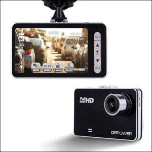 DBPOWER Dashboard Cam