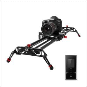 "GVM 48"" Track Dolly Motorized DSLR Camera slider"