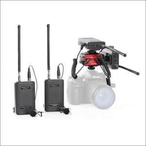 Saramonic 2-Transmitter & 2-Receiver Wireless Microphone Bundle