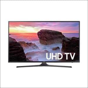 UN75MU6300 75-inch 4K Ultra Samsung Electronics TV