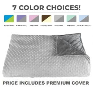 Platinum Health Premium Weighted Blanket for Adults & Children