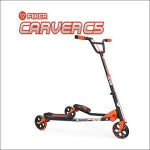 Yvolution Y C5 Fliker Carver for Kids