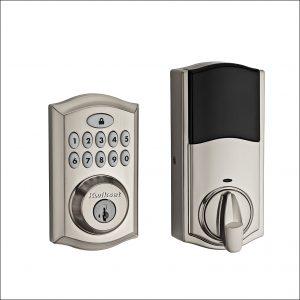Kwikset 99130-002 Electronic Keypad SmartCode 913 UL Door Lock
