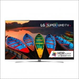 LG Electronics 75UH8500 75-Inch Smart LED TV