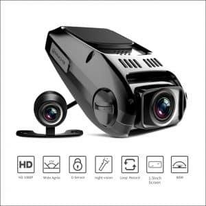 TryAce Dash CamT8P Full HD