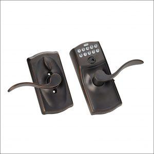 Schlage Camelot FE595VCAM716ACC Keypad Door Lock