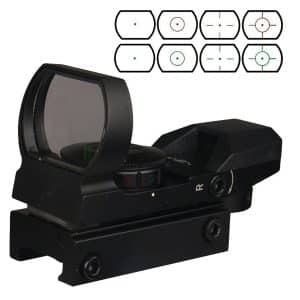 Field Sport Green and Red Reflex Sight