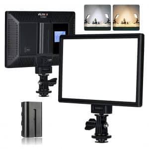 VILTROX L116T Key Light LED Video Light Kit