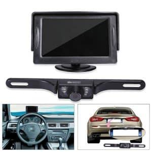 Noiposi Backup Camera and Monitor kit