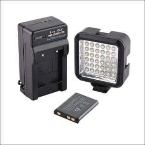 SUPON LED lights on-camera lights