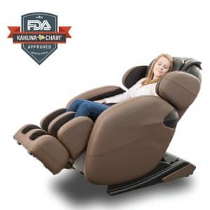 7. Kahuna LM6800 Zero Gravity Full Body Massage Recliners