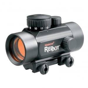 Tasco 1x30mm 5 .22 Rimfire Red Dot MOA Riflescope