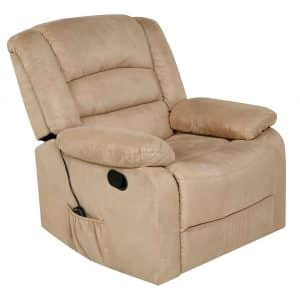 Relaxzen Massage Rocker Recliner with Heat