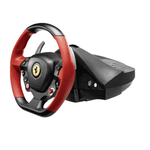 Thrustmaster Spider Racing Wheel Ferrari 458 for Xbox One