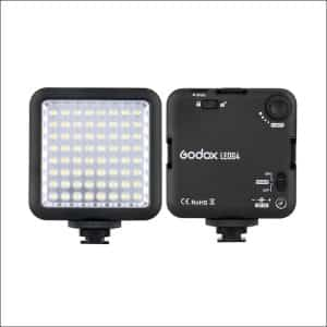 Godox LED 64 Continuous on-camera LED light