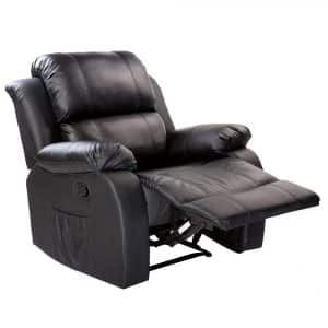 9. Merax Power Massage Recliner Chair