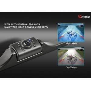 eRapta 2nd Generation Universal Car Backing Camera