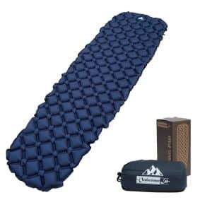 1. Outdoorsman Lab Compact Sleeping Pad for Backpacking