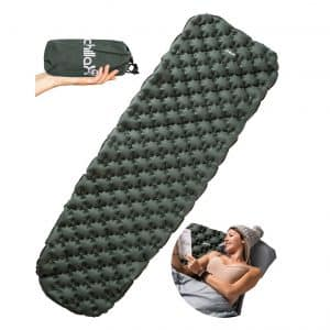 2. Chillax Ultra-Light Air Sleeping Pad