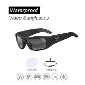 OhO sunshine Waterproof Video Sunglasses