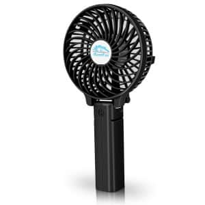 Mini Handheld Fan, VersionTech Personal Portable Desk Desktop Table Cooling Fan