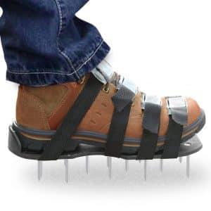 Gardenite Nylon Heavy Duty Lawn Aerator Shoes