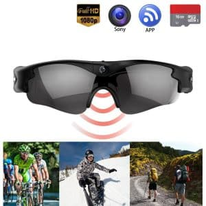 Gogloo Hands-Free Camera Glasses