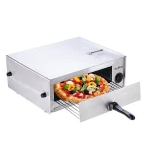 Goplus Stainless Steel Pizza Maker