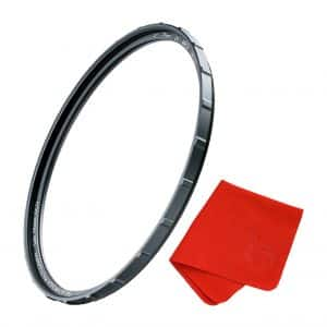 Breakthrough Photography 67mm X2 UV Filter for Camera Lenses