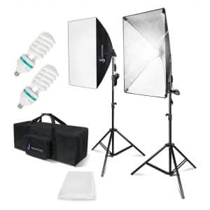 Julius Studio Photography Light Softbox