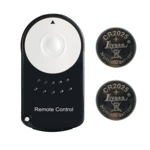 CamDesign IR Remote Control for Canon EOS
