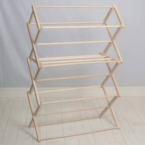 Pennsylvania Woodworks Heavy-obligation Clothes Drying Rack