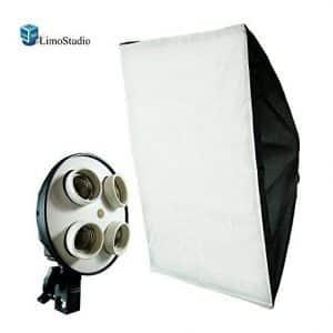 LimoStudio Photography Studio 20 x 28 inch Light Soft Box