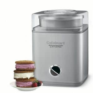 ICE-30BC Pure Indulgence Ice Cream Maker, 2-Quart from Cuisinart