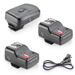 Neewer 16 Channel Wireless Remote Flash Speedlite Radio Trigger