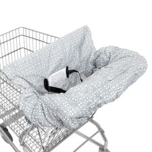 Waterproof two in one Cart Cover (Grey)