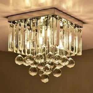 Hsyile KU300114 Modern Ceiling Lamp