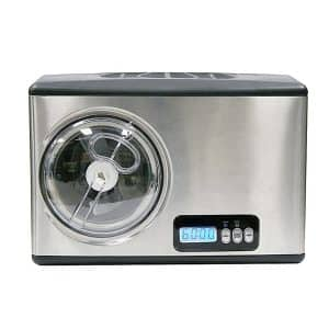 ICM-15LS, Stainless Steel, Ice Cream Maker from Whynter