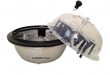VR GROW the Clean Cut Bowl Leaf Trimmer, M-9000S