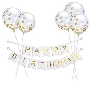 Willaire Happy Birthday Banner