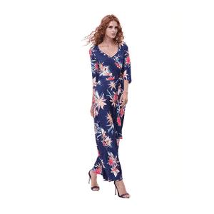 Belle Poque Womens Bohemian Dress - Beach Dress