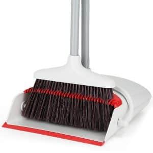 Like Dustpan and Broom 36-Inch Long Handle