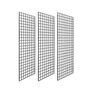 Grid Panels, Black from Only Garment Racks