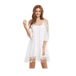 Milumia Women's Summer Beach Dress