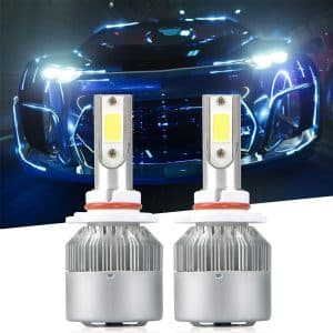 LinkStyle 9006 LED Headlights Bulb, 3800LM