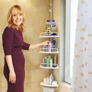 Alice Constant Tension Shower Caddy