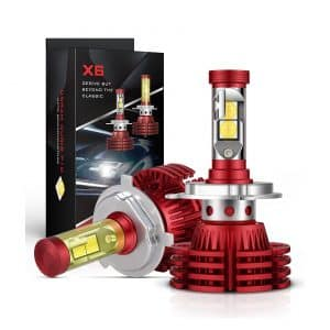 AutoFeel H4 LED Headlight Bulb