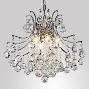 LightInTheBox Modern Contemporary Crystal Chandelier