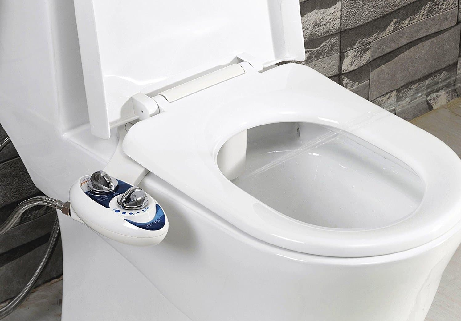 Fantastic Top 10 Best Bidet Toilet Seats In 2019 Reviews Buyers Guide Bralicious Painted Fabric Chair Ideas Braliciousco