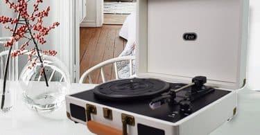 Suitcase Vinyl Record Player